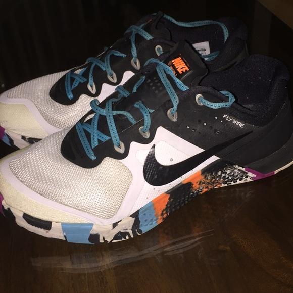 le scarpe nike metcon 2 gamma blue violet donne misura 75 poshmark
